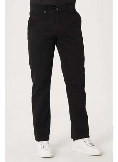 Beymen Business 4B0120100067 Siyah Regular Fit Pantolon  Siyah